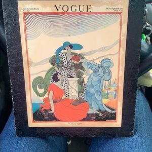Vogue cover- march 1921